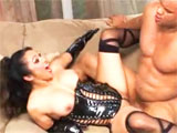Asia Dominatrix a follar como animales